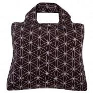 Envirosax Midnight Safari 1 - skládací nákupní taška