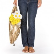 Envirosax Flora 4 - skládací nákupní taška