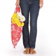 Envirosax Flora 1 - skládací nákupní taška