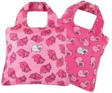 Envirosax Piggy In The Middle - skládací nákupní taška