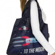Envirosax To The Moon - skládací nákupní taška