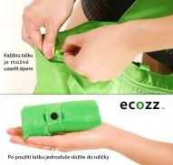 Nákupní taška ECOZZ BROWN 1