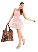 Nákupní taška ECOZZ BROWN 2