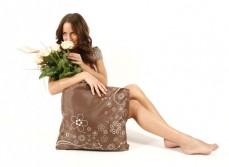 Nákupní taška ECOZZ BROWN 3