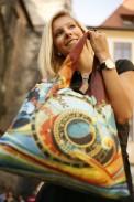 Nákupní taška ECOZZ PRAGUE 1