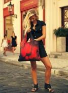 Nákupní taška ECOZZ NIGHT LIFE 2